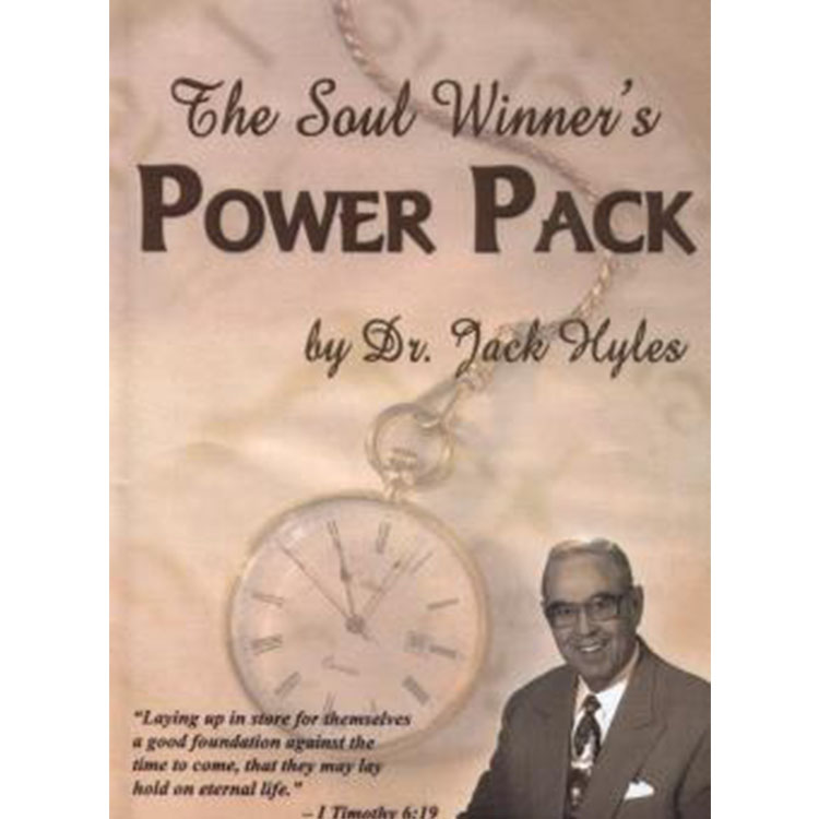 The Soul-Winner's Power Pack - Dr. Jack Hyles